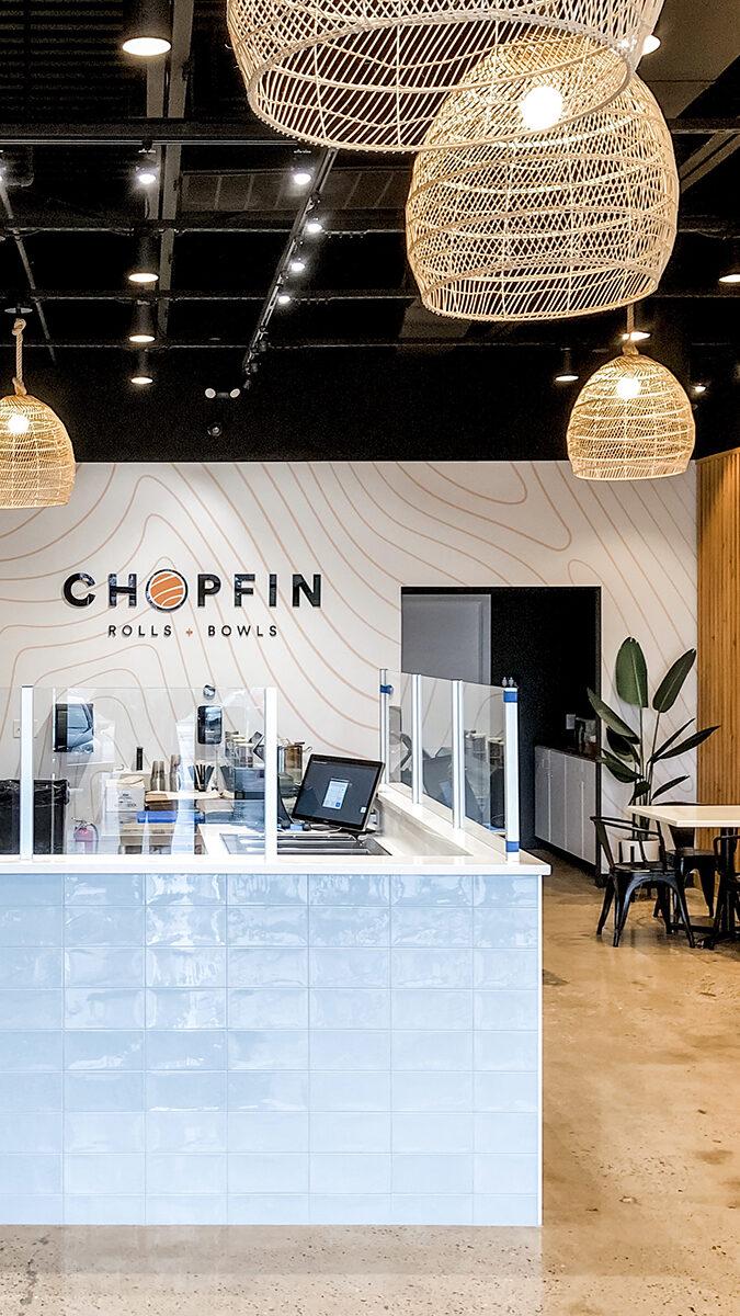 ChopFin Allentown PA